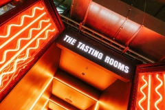 The Guinness Storehouse Tasting Room
