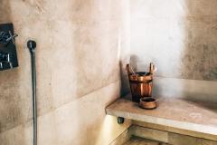 Mandarin Oriental Marrakech Bathroom Shower Dampfbad (1 von 1)