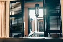 Mandarin Oriental Marrakech Bedroom View (1 von 1)